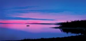 Bras d'Or Lake, Cape BretonM